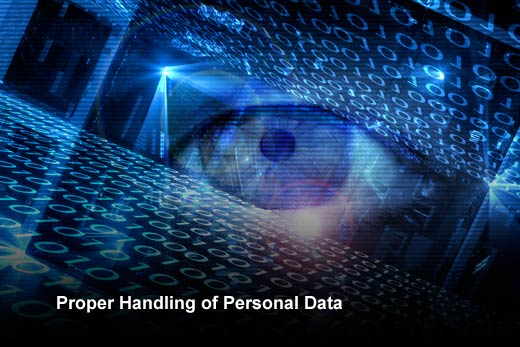 handle personal data 6